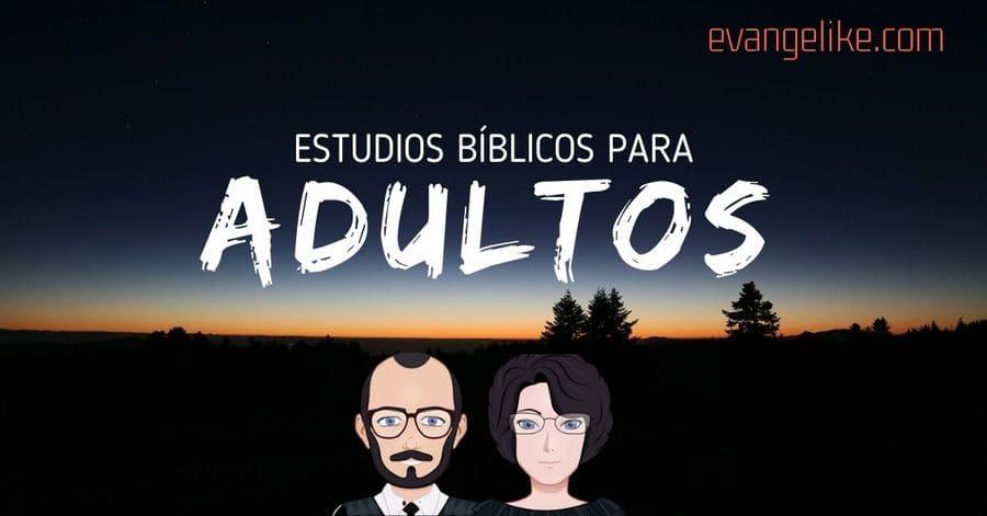 estudios bíblicos para adultos