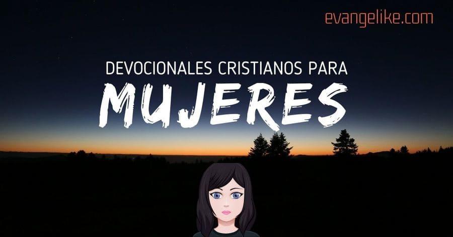 devocionales cristianos para mujeres