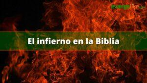 El infierno en la Biblia