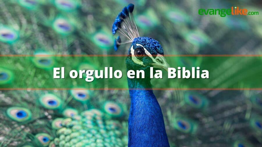 El orgullo en la Biblia