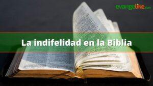 Infidelidad en la Biblia
