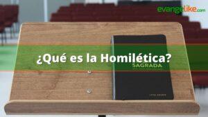 ¿Qué es homilética?