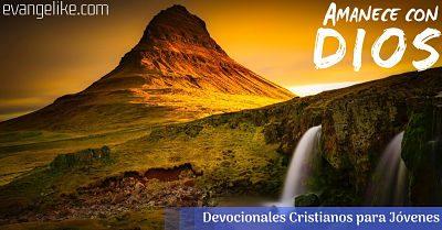 devocionales cristianos para jóvenes